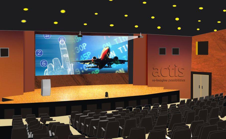 Auditorium Audio Visual Solutions, Auditorium Sound System ... on