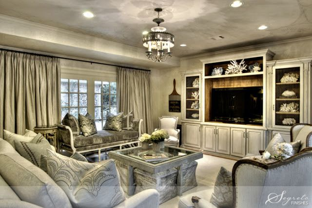 South Shore Decorating Blog: Leslie Sinclair and Segreto Secrets
