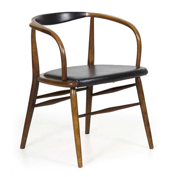 Miraculous Circa 1958 Vintage Mid Century Modern Bentwood Arm Chair By Machost Co Dining Chair Design Ideas Machostcouk