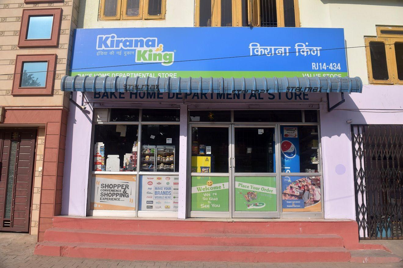 Kirana King RJ14 434 King, Grocery, Shopping