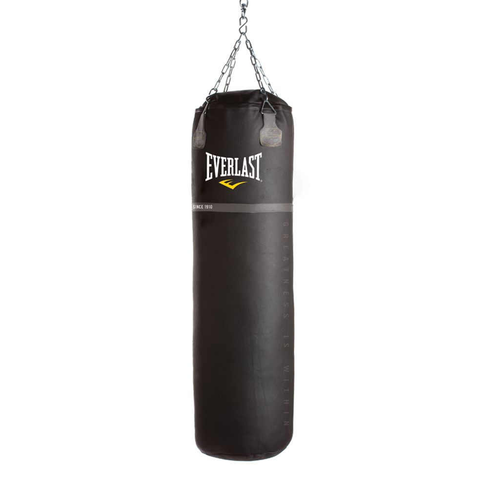 Super Leather Heavy Bag Boxing Bags Heavy Bags Everlast