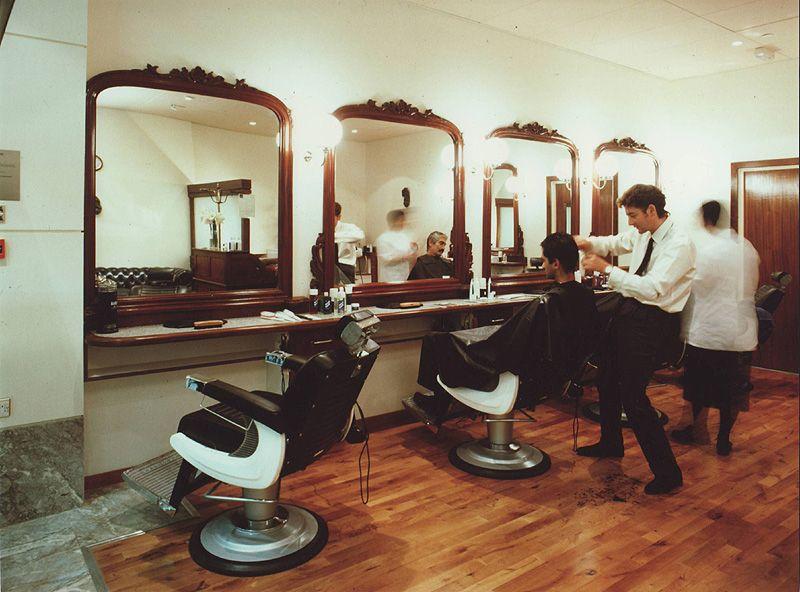 explore modern barber shop barber shop decor and more