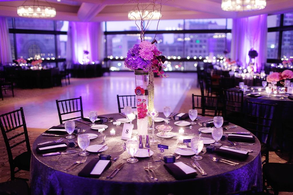 Wedding Ideas | Pinterest | Purple Wedding, Weddings And Wedding