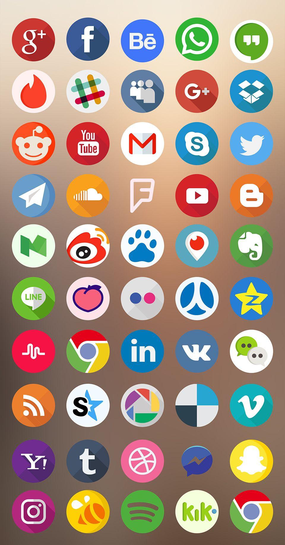 lower thirds social media Social media drawings