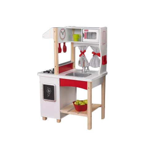 22 piece baker's kitchen set | kidkraft vintage kitchen