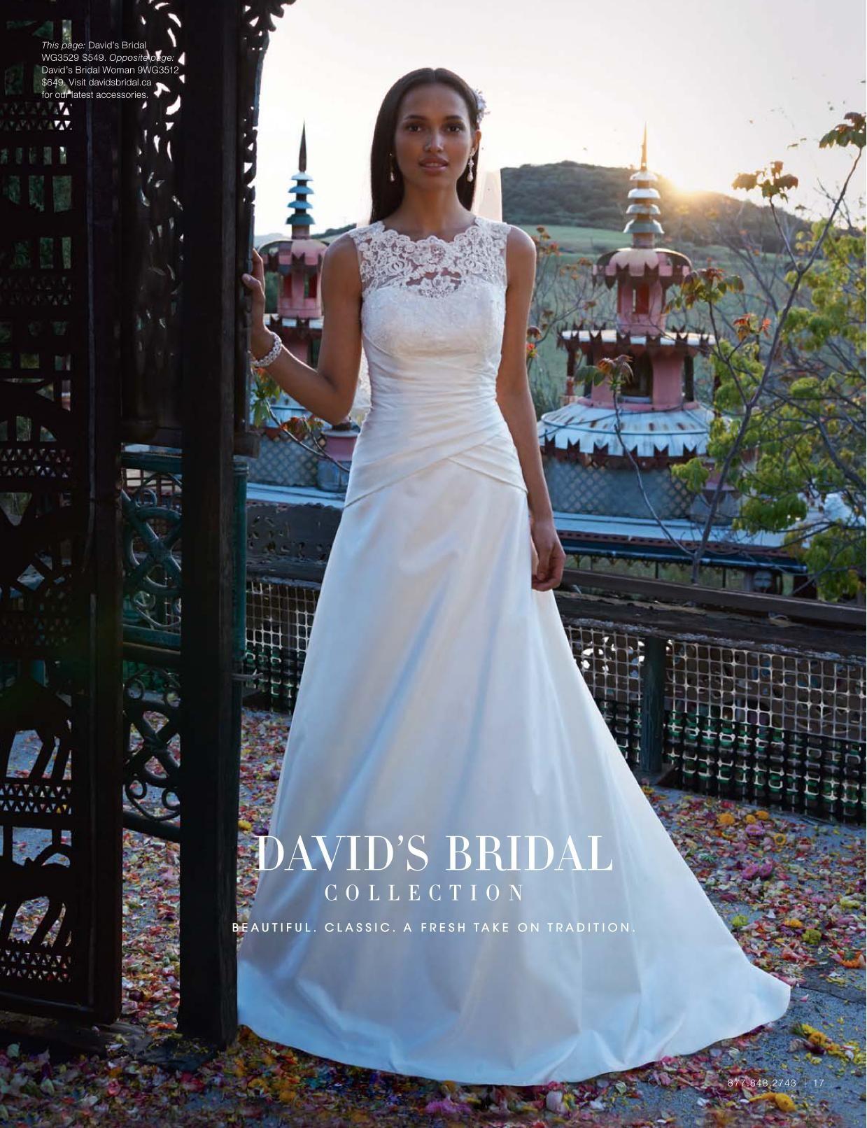 Rent wedding dress davids bridal  Davidus Bridal Online Catalogs  Michelle  Pinterest
