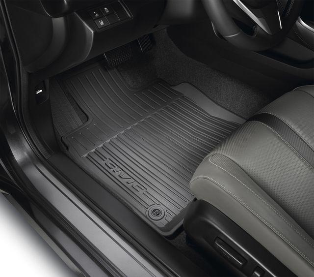 Floor Mats All Season High Wall Civic Sedan Honda Civic Sedan Volkswagen Touran
