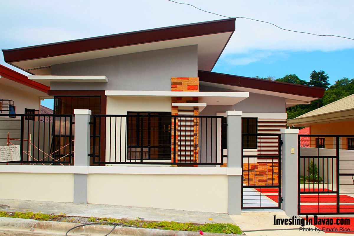 1799c41cc69dc1252108c5484954a3ab - 15+ Simple Small Modern Minimalist Bungalow Philippines House Design Images