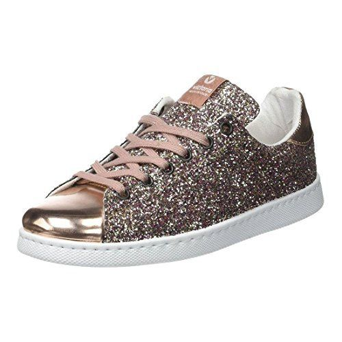 Deportivo Basses FilleBasket Femme M amp;s GlitterBaskets De Systems rxeWdCBo
