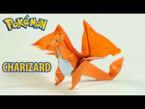 Pokemon Pikachu. Easy Origami Tutorial – Видео Dailymotion | 360x480