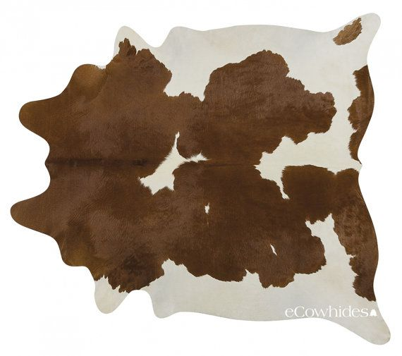 Brown White Brazilian Cowhide Rug Cow Hide Rugs Xxl Etsy White Cowhide Rug Cow Hide Rug Cow Hide Area Rug
