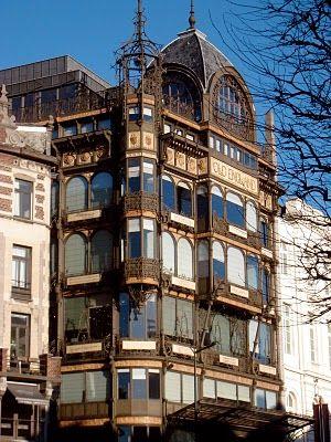 Old England Building ~ Rue Montagne de la Cour 2- Brussels
