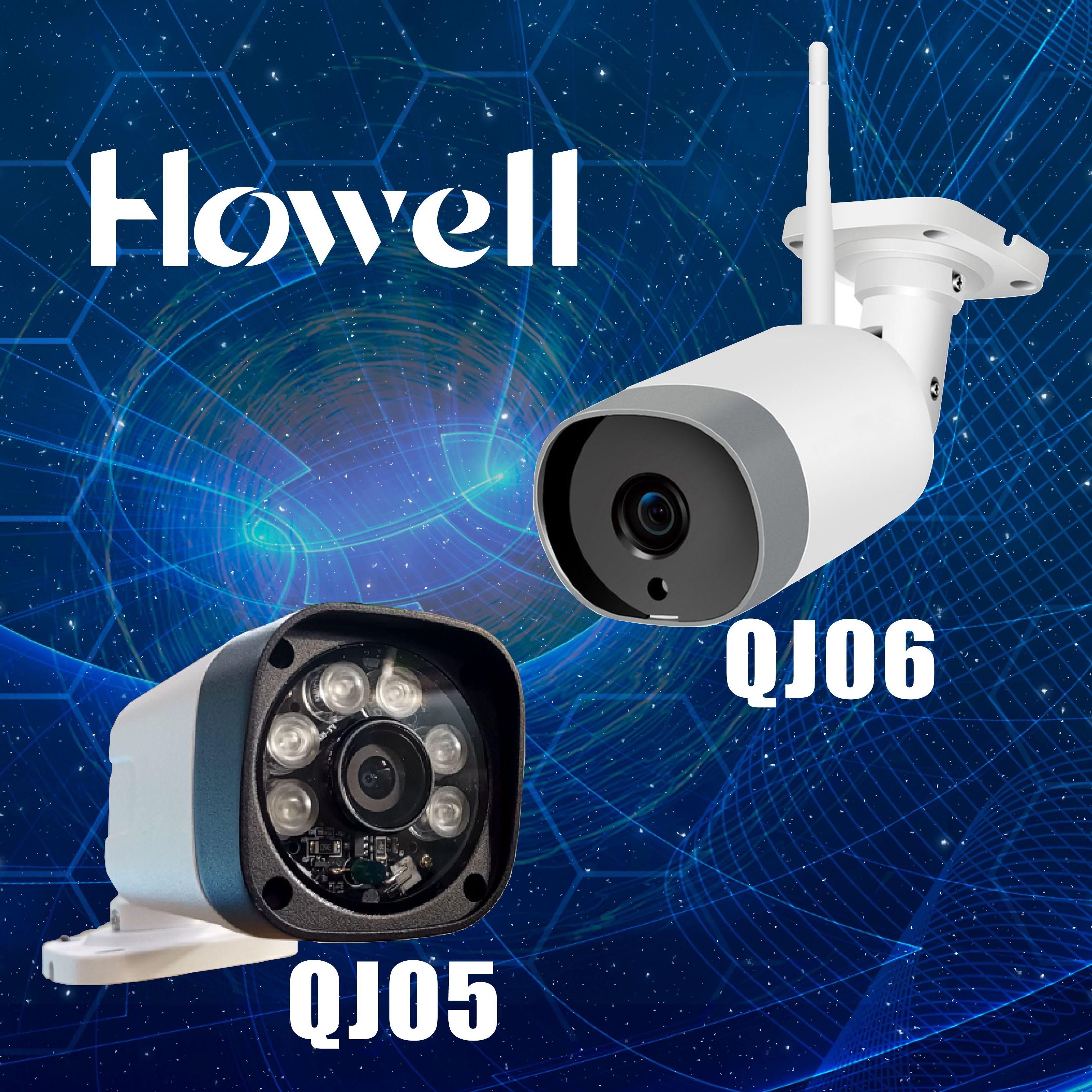 HowellCam QJ05&06 720P/1080P Onvif RTSP Protocol Networ
