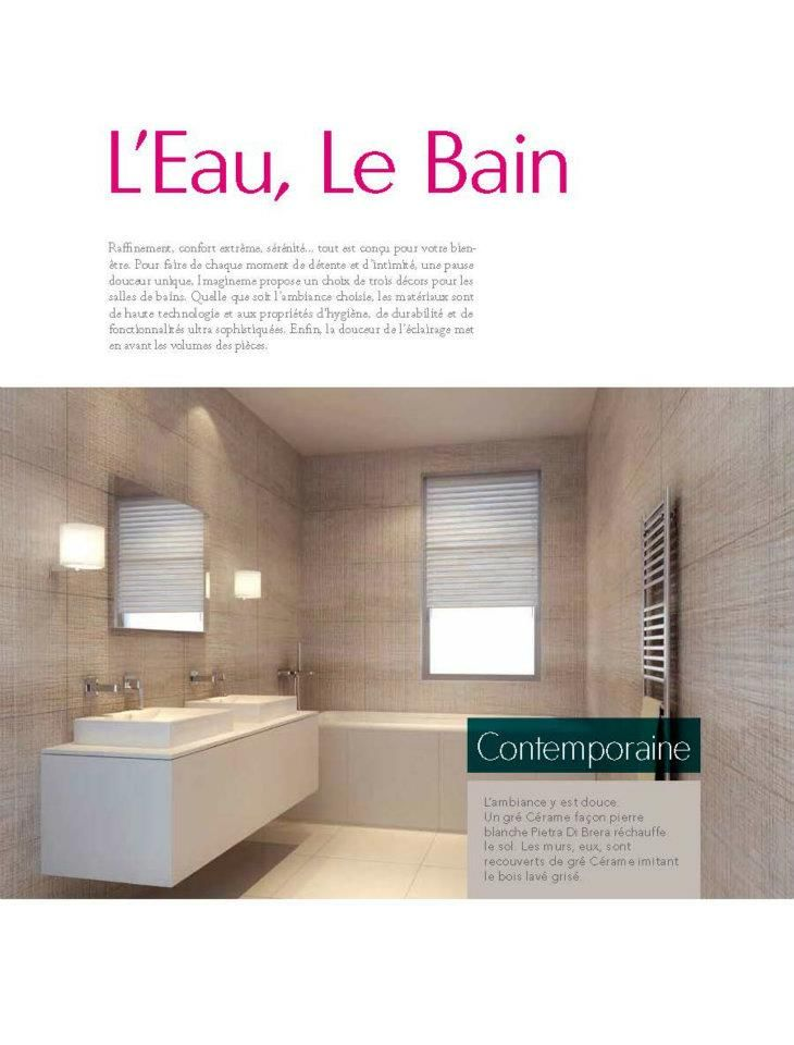 Salle de bain appartements du0027exception Paris 7eme - Agence schmidt