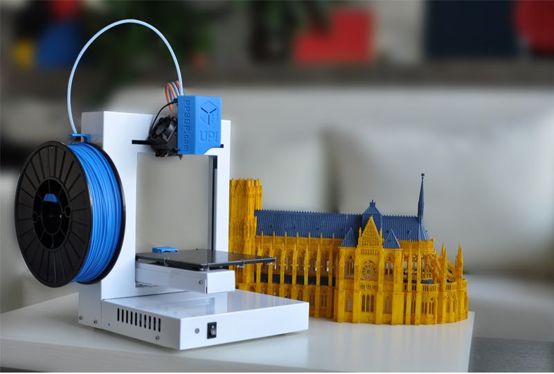 Equipped with the modernized version of 3D printing, the