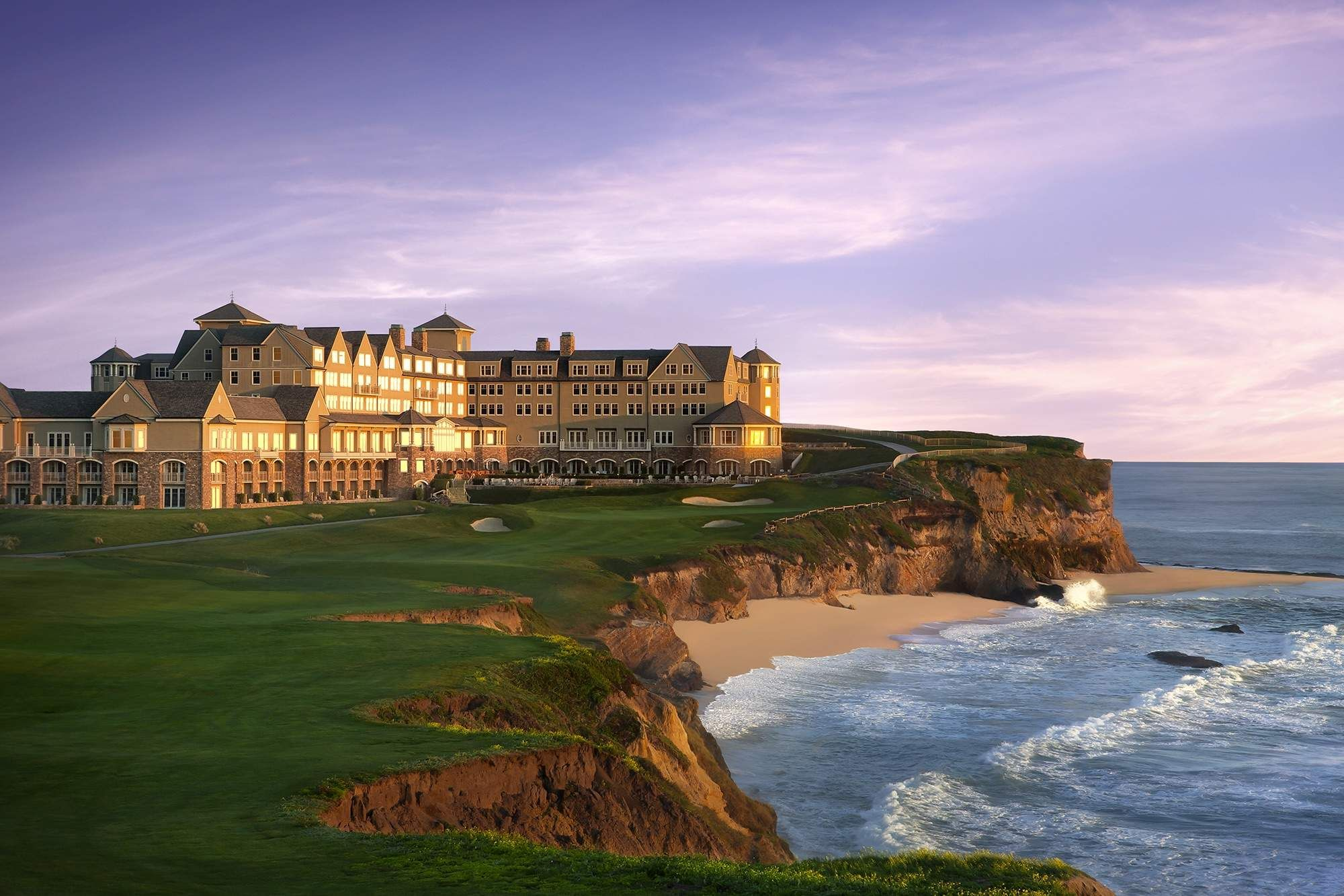 the 10 best hotels on the pacific coast highway | travel | pinterest