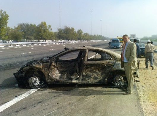 Volvo S80 A Car That Saved A Life