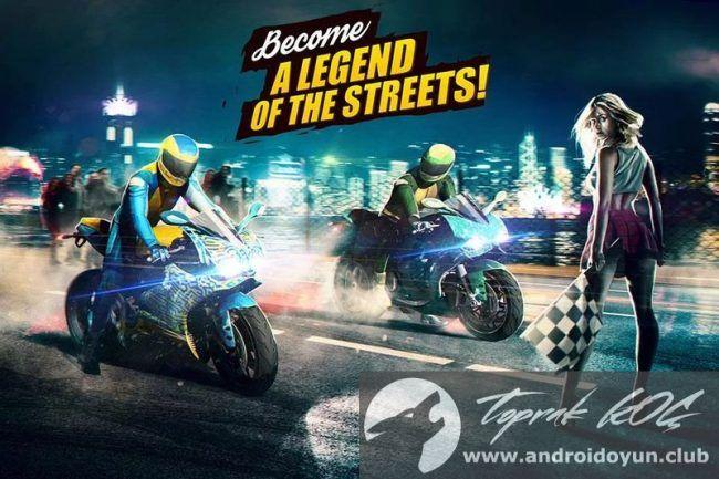 Top Bike Racing Moto Drag V1 04 Mod Apk Money Games Oyun