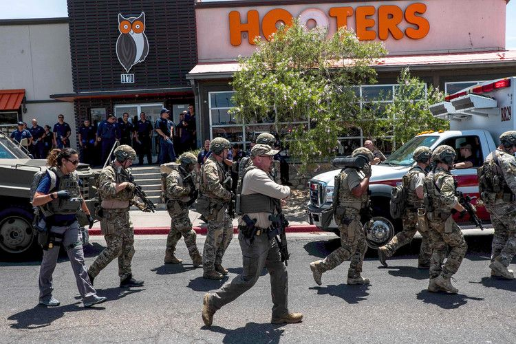 El Paso shooting 20 people dead, 26 injured, suspect in