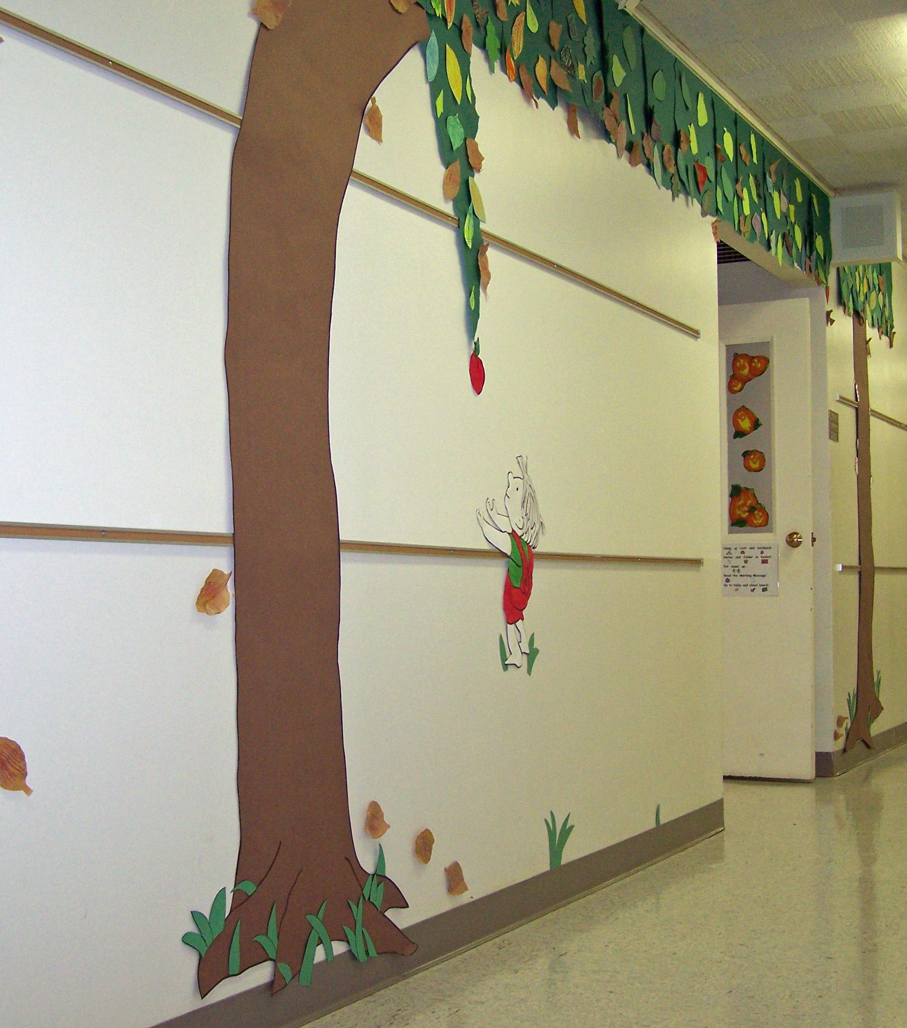 The Giving Tree Mural