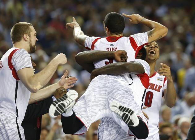 Louisville Wins The 2013 NCAA Championship: Cardinals Beat Michigan Wolverines 82-76 ❤