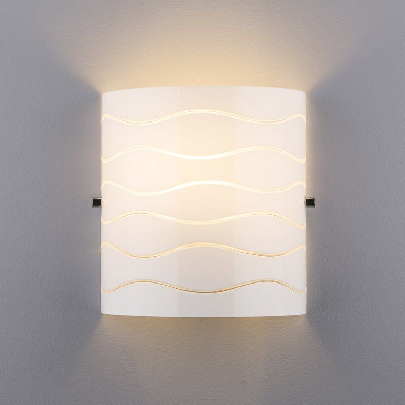 Clarendale 1 Light Flush Mount Wall Lights Wall Sconce Lighting