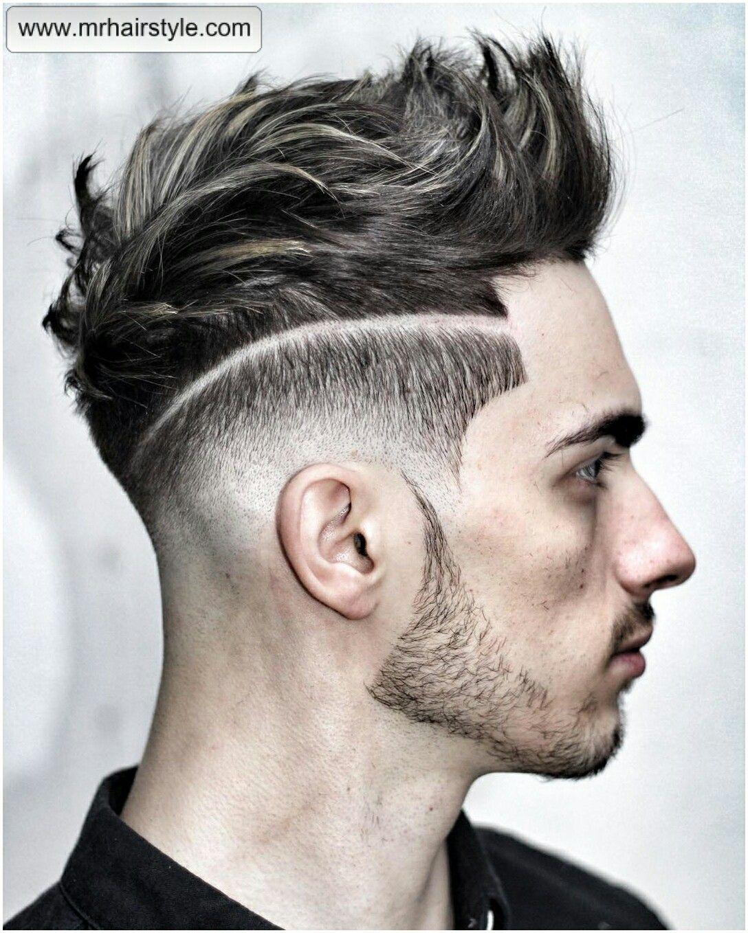 Latest Men Hairstyles and very easy