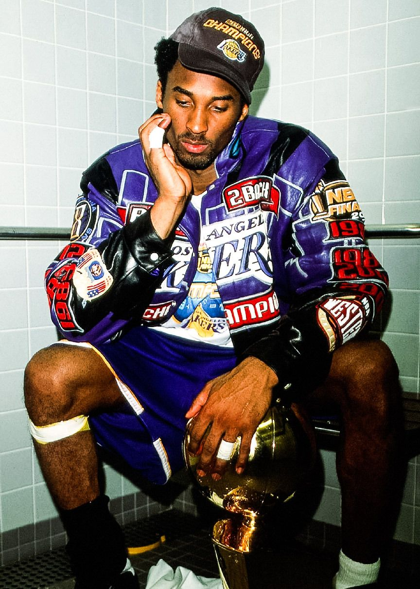 NBA Finals Archive — Kobe Bryant 2001 NBA Finals (With