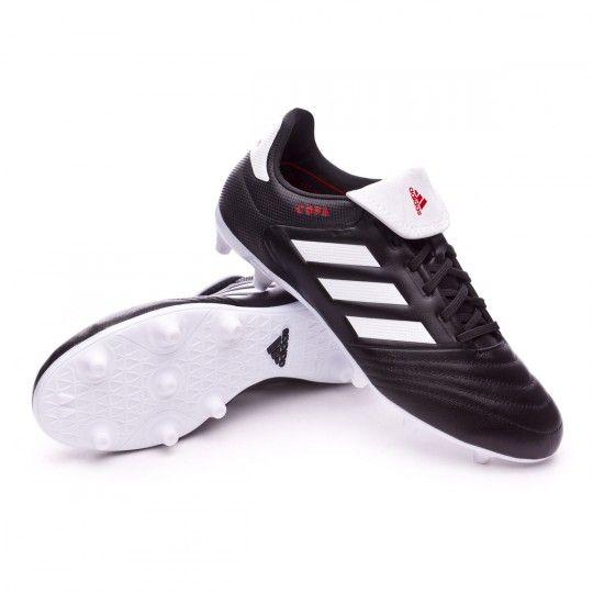desinfectar Ahora Piñón  Bota adidas Copa 17.3 FG Core black-White-Core black | Botas de futbol,  Fútbol, Nike