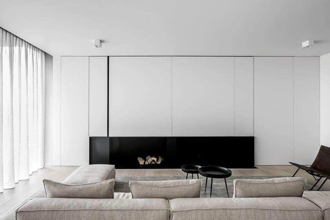 Gordijnen timmermans indoor design family room in