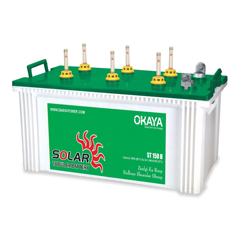Go green with Okaya Best Solar battery & Solar Inverter