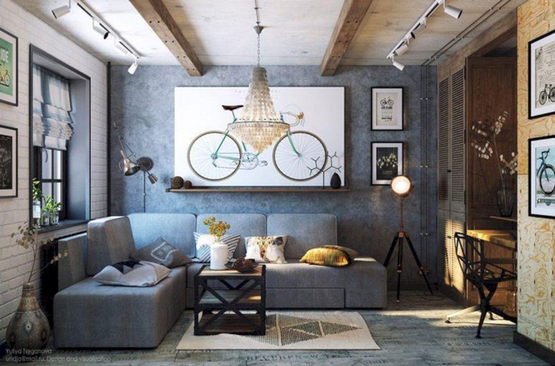 Marvelous 25 Amazing Industrial Living Room Design And Decor Ideas H Industrial Living Room Design Modern Industrial Living Room Rustic Industrial Living Room