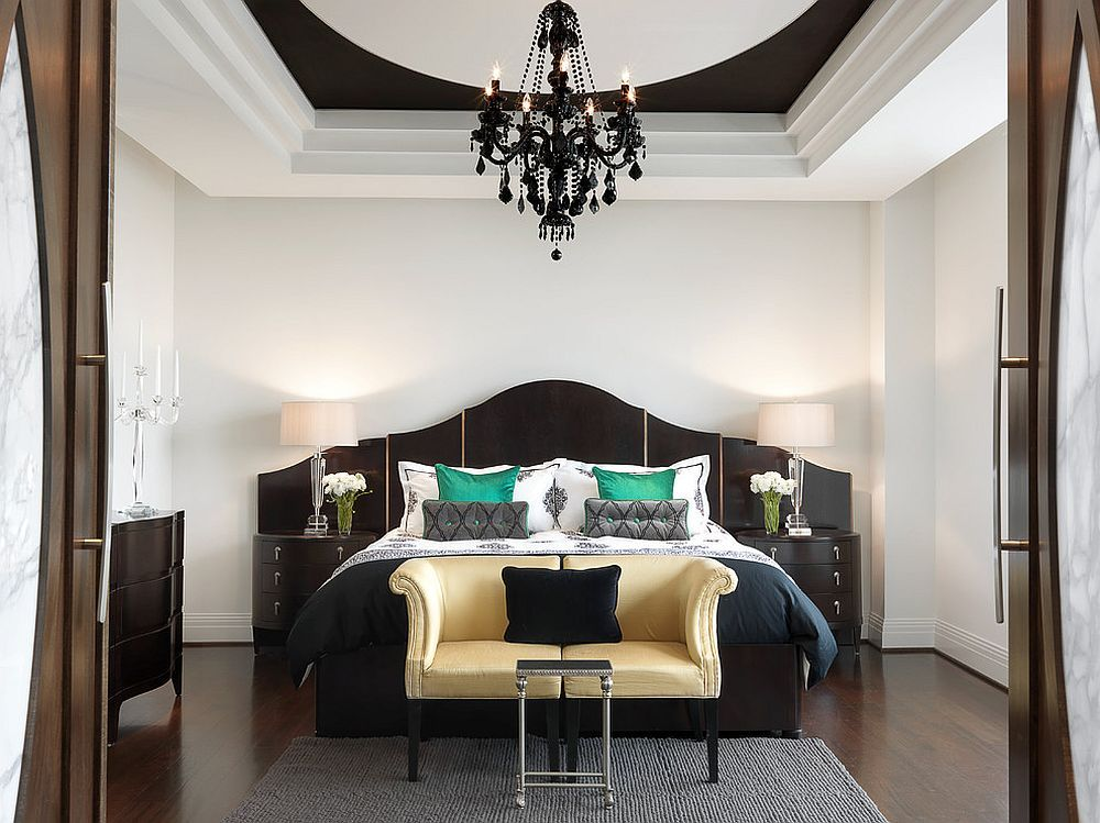 Incroyable Dramatic Lighting: Black Chandeliers That Dazzle And Wow