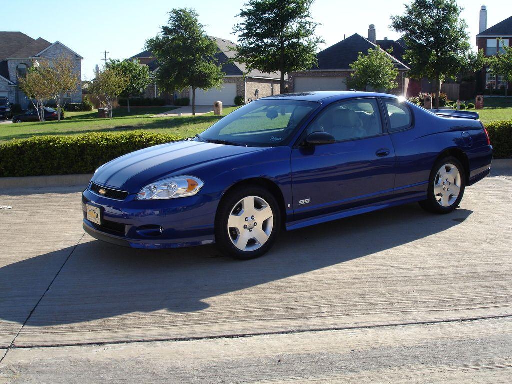 Nice Resultado De Imagen De 2007 Chevrolet Monte Carlo Specs
