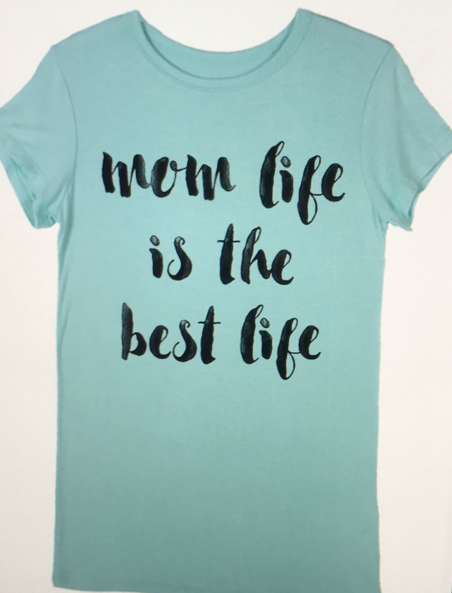 Mom Life is the Best Life Graphic Tee