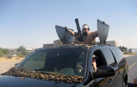 Anti Zombie Vehicle Gun Turret Suv Trucks And Guns