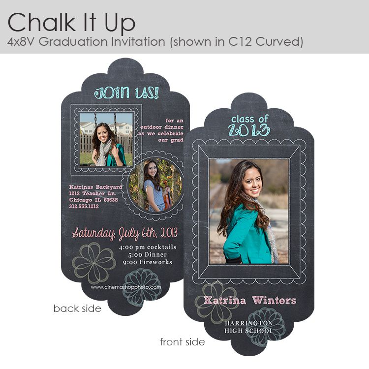 chalk it up x invitation  invitations    invitations, invitation samples