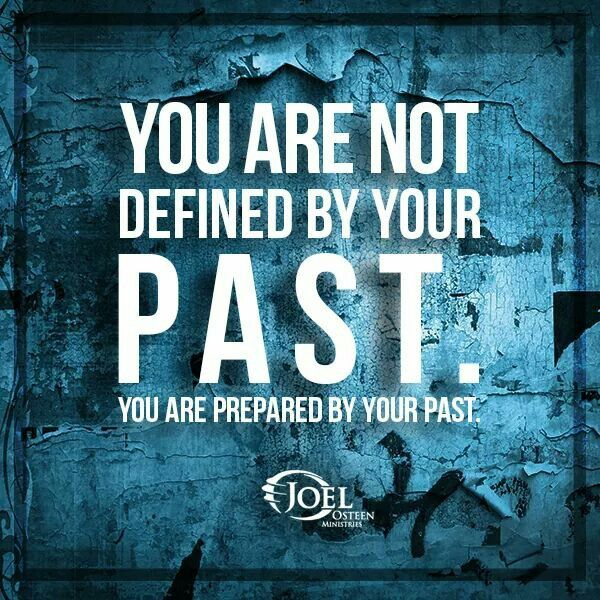 Your Past Doesnt Define You Inspirational Quotes Inspirational
