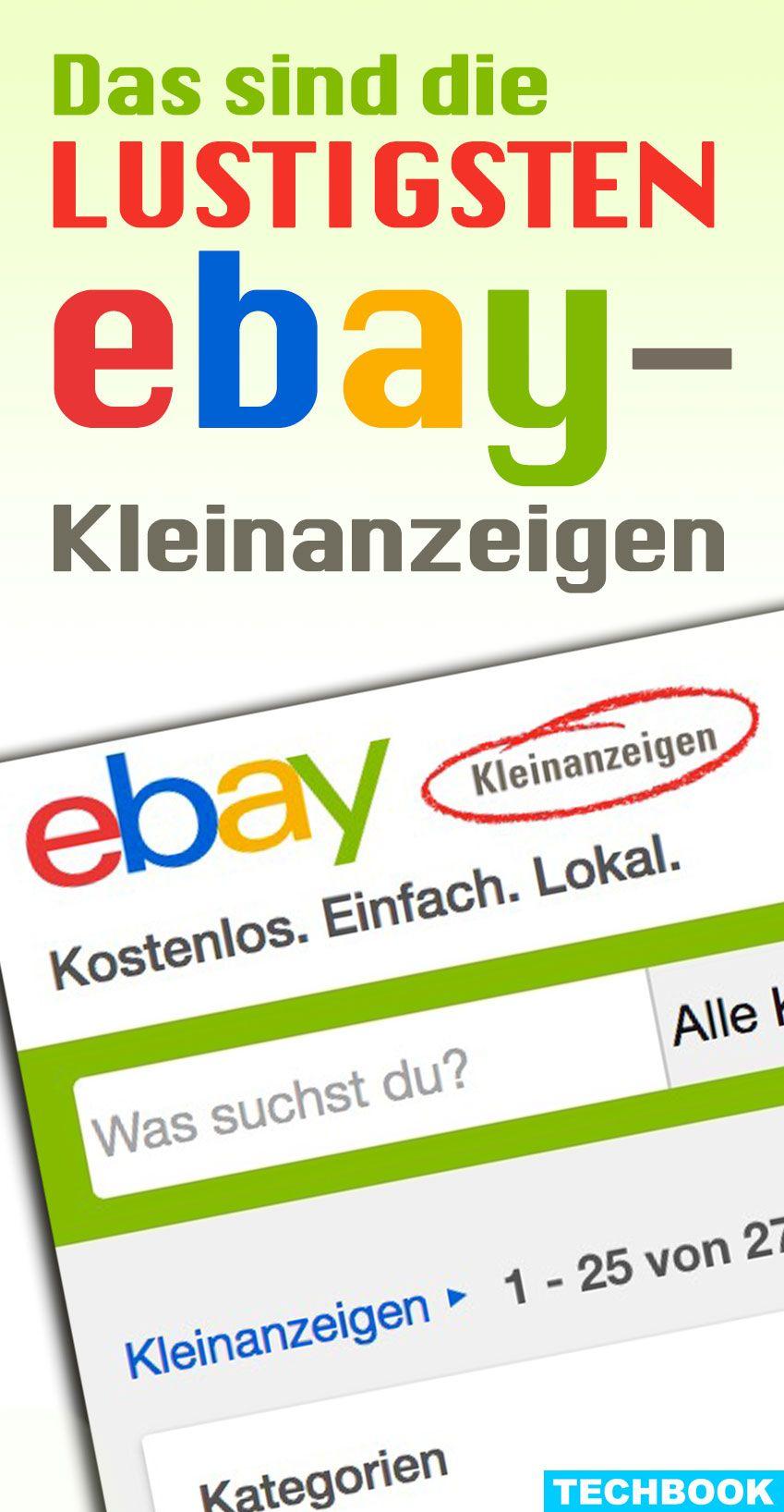 Die Kuriosesten Angebote Aus 10 Jahren Ebay Kleinanzeigen Ebay Kleinanzeigen Kleinanzeigen Ebay