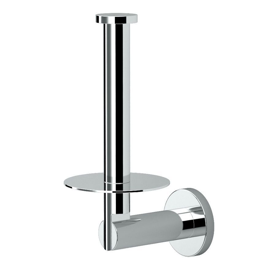 Gatco Channel Chrome Surface Mount Single Post With Arm Toilet Paper Holder 4688 Gatco Channel Chrome Surface Mount Si In 2020 Toilet Paper Holder Paper Holder Gatco
