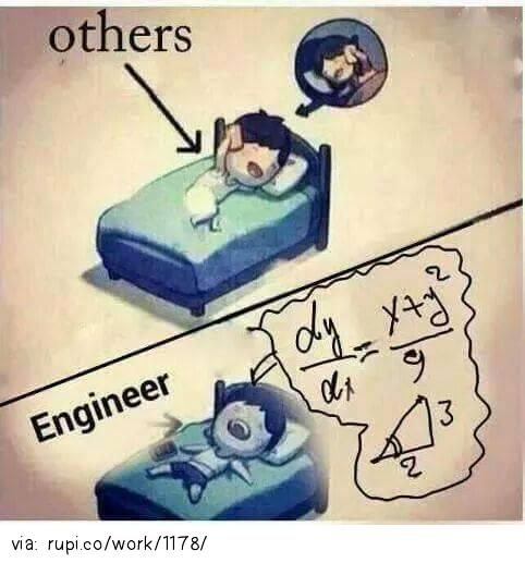 Engineering students - Rupi - Social Comic Strip @rupidotco | Engineering memes, Engineering ...