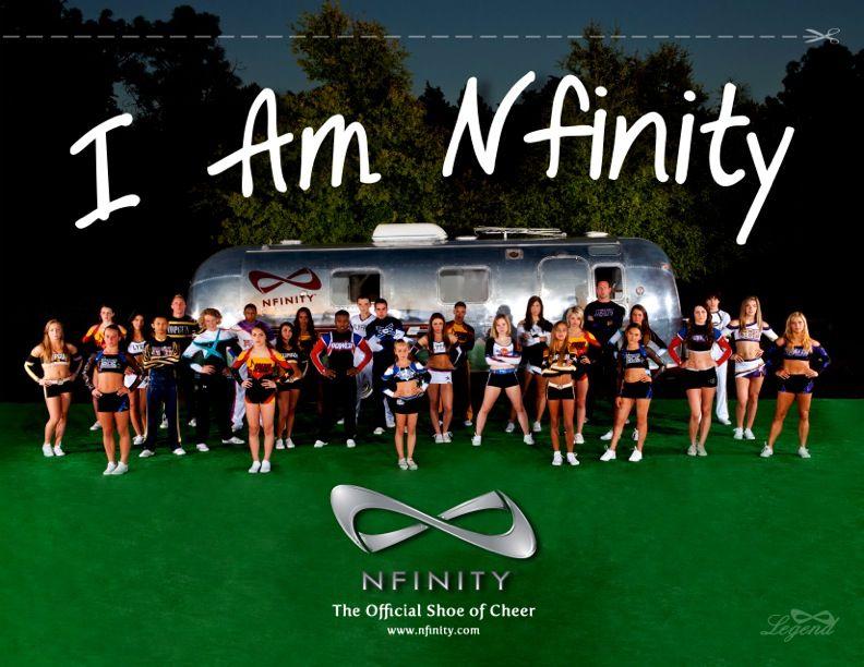 Nfinity Legends Cheer Pinterest Cheerleading Cheer
