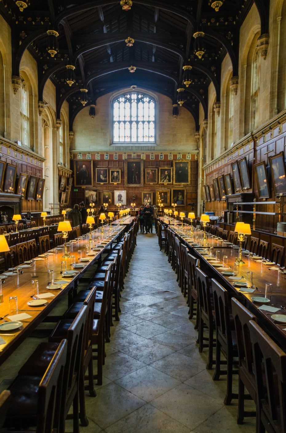 Overnight At Harry Potter University University In England London University Oxford England