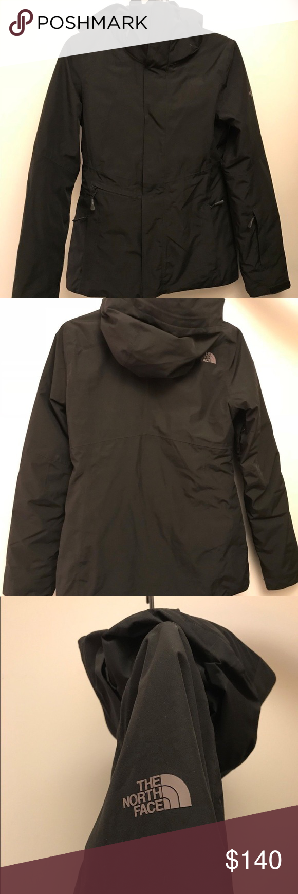 The North Face 2 In 1 Jacket Jackets North Face Jacket Black North Face [ 1740 x 580 Pixel ]