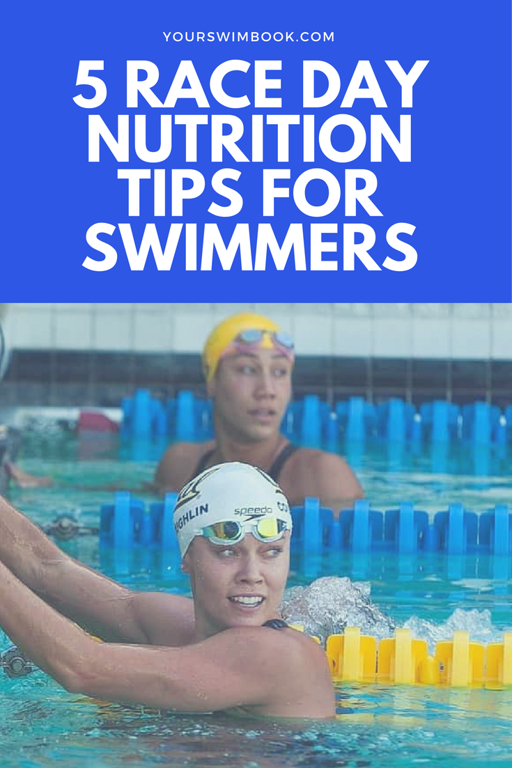 8 Nutritional Recommendations For Swimmers