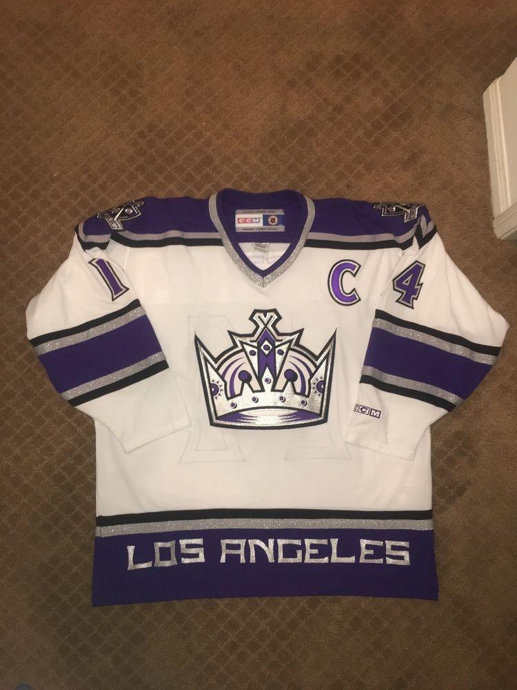 uk availability ff2c1 61d2a eBay #Sponsored LA Kings Los Angeles Kings Replica jersey ...