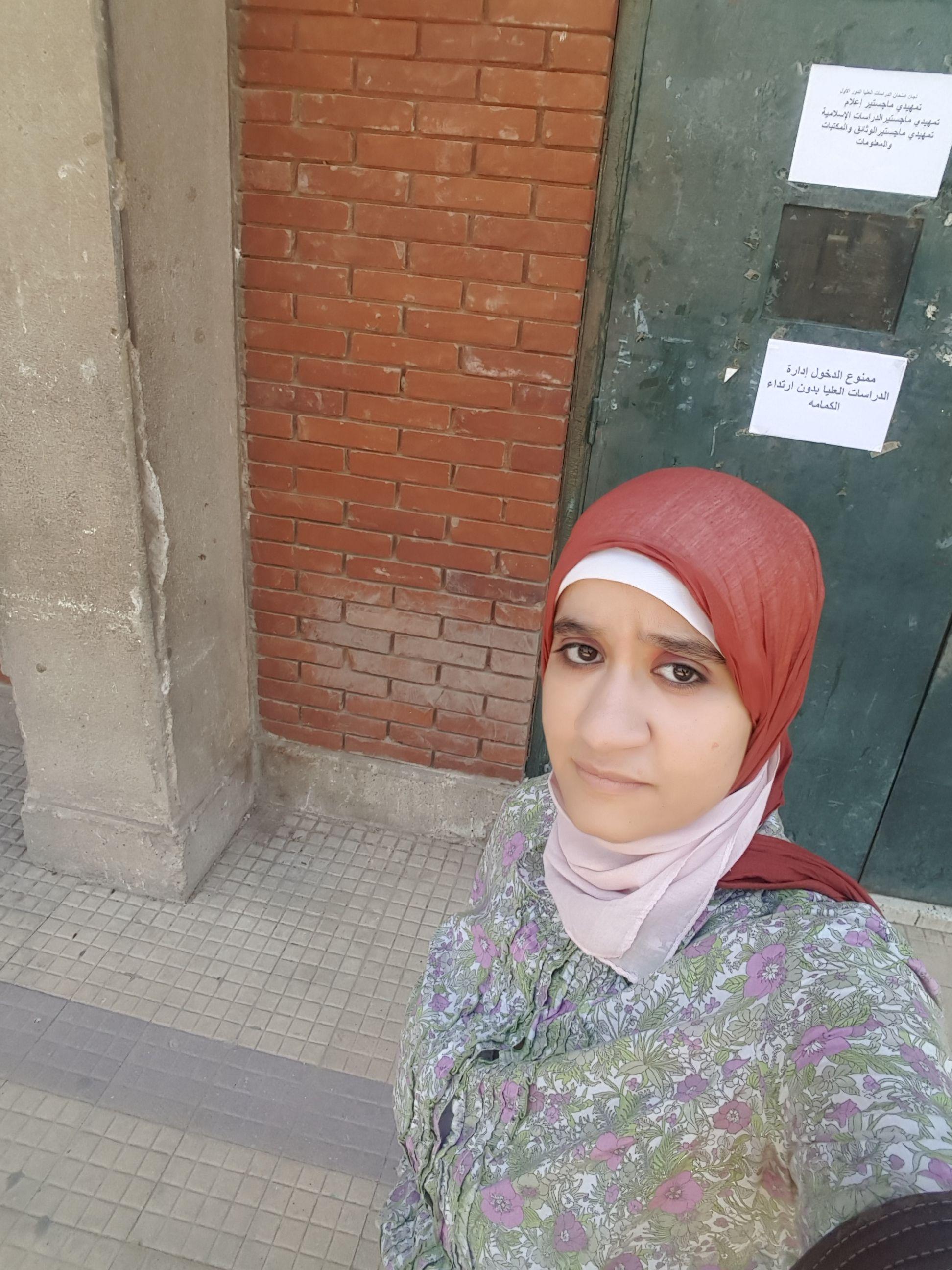 أول يوم امتحانات ومعرفتش أنام طول الليل والامتحان جاي حاجة أستغفر الله العظيم ربنا يستر دعواتكم Fashion Hijab