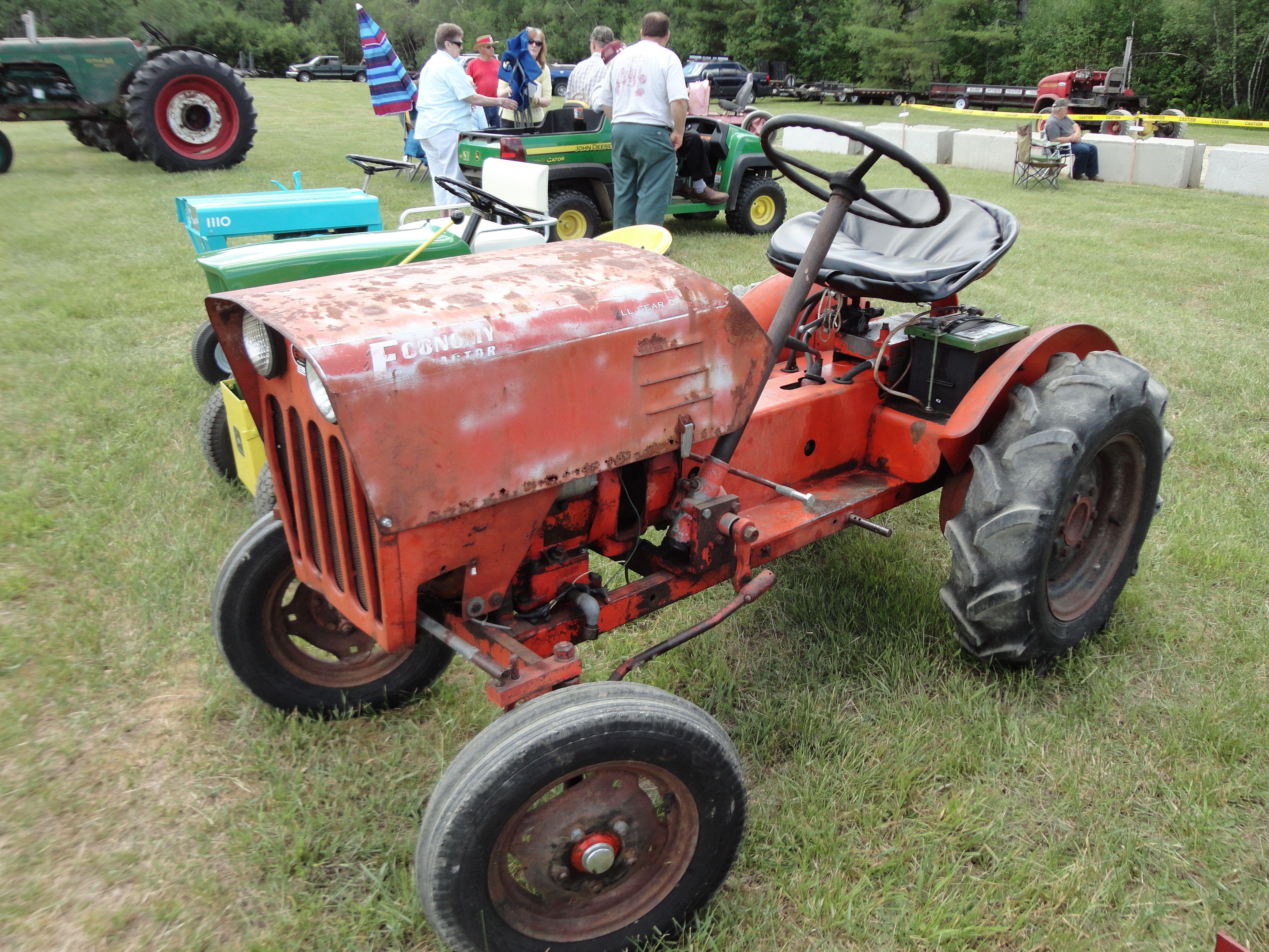 Vintage Lawn And Garden Tractors : Antique garden tractors best decor ideas