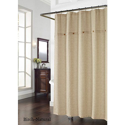 17 97 Classic Fabric Birch Shower Curtain Curtains Cool