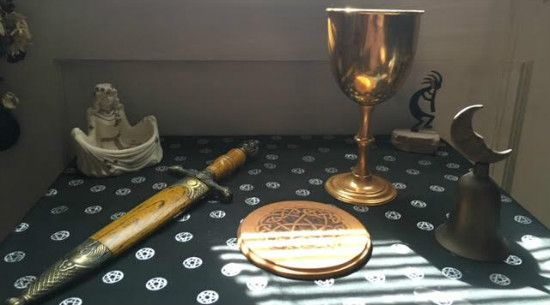 For someone just starting in the Craft I think a slow approach to altar building is the way to go.